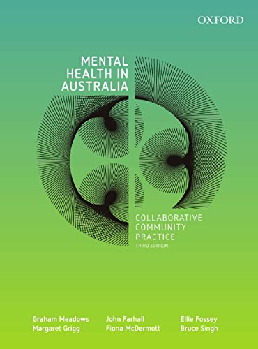 9780195574883: Mental Health in Australia: Collaborative Community Practice, Third Edition