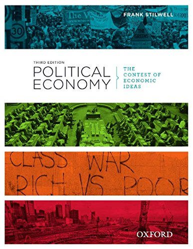 9780195575019: Political Economy: Political Economy: The Contest of Economic Ideas, 3rd Edition