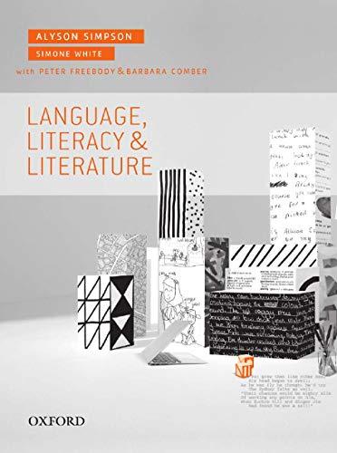 9780195575316: Language, Literacy and Literature