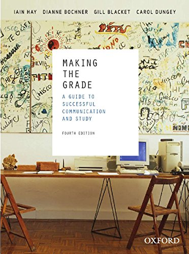 9780195576085: Making the Grade, Fourth Edition