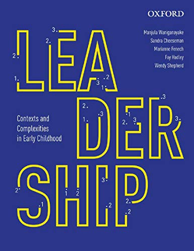 9780195576139: Leadership: Contexts and Complexities in Early Childhood Education