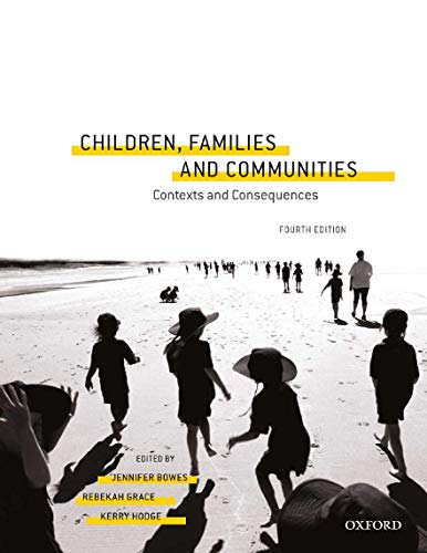 9780195576740: Children, Families and Communities, Fourth Edition
