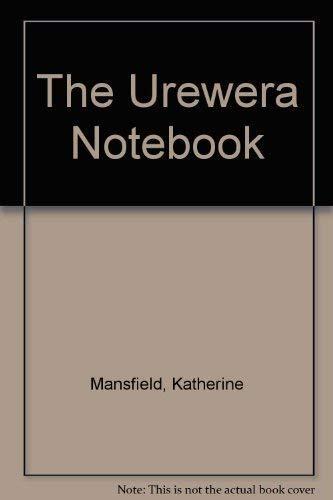 9780195580334: The Urewera Notebook