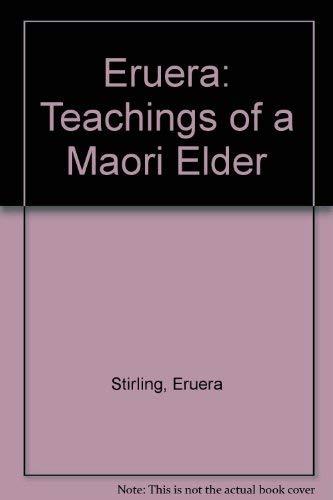 9780195580693: Eruera: The Teachings of a Maori Elder