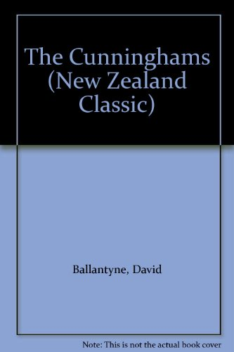 9780195581584: The Cunninghams (New Zealand Classics)
