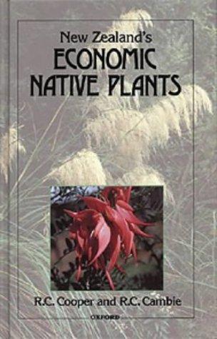 9780195582291: New Zealand's Economic Native Plants