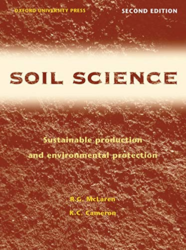 9780195583458: Soil Science: Sustainable Production and Environmental Protection