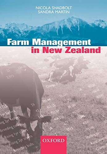 9780195583892: Farm Management in New Zealand