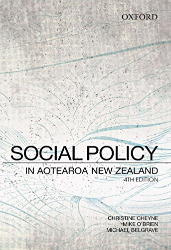 9780195585018: Social Policy in Aotearoa New Zealand: A Critical Introduction