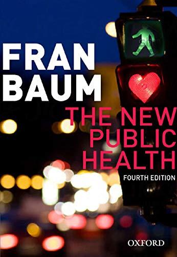 9780195588088: The New Public Health