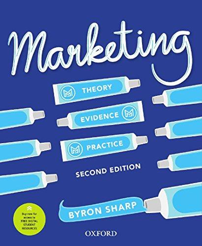 9780195590296: Marketing: Theory, Evidence, Practice