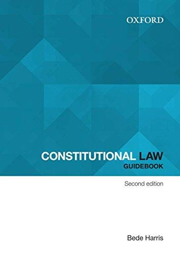 9780195594003: Constitutional Law Guidebook