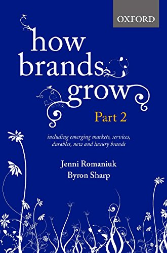 9780195596267: How Brands Grow: Part 2: Emerging Markets, Services, Durables, New and Luxury Brands