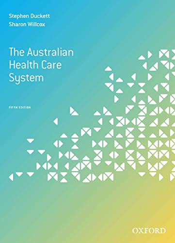 9780195596403: The Australian Health Care System, Fifth Edition