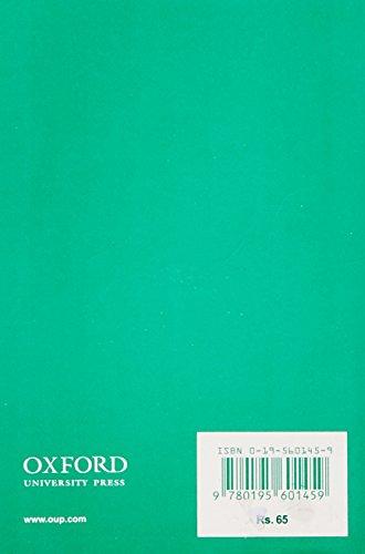 9780195601459: Several Essays