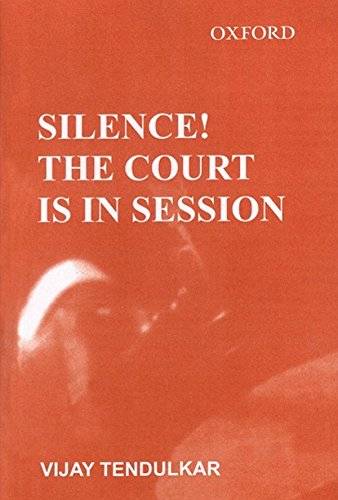 9780195603132: Silence! The Court Is In Session