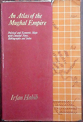 9780195603798: Atlas of the Mughal Empire