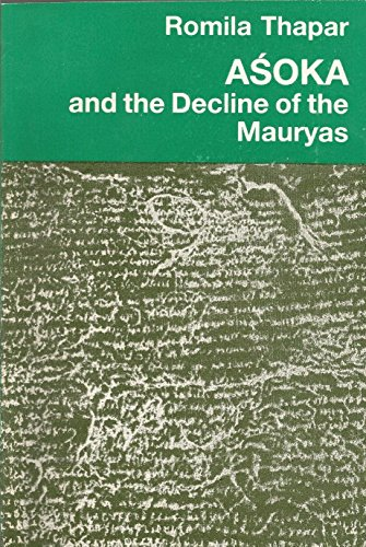 9780195603811: Asoka and the Decline of the Mauryas