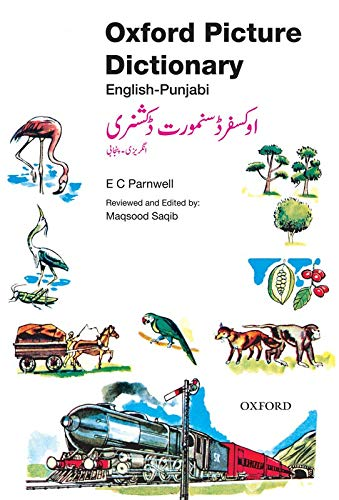 9780195607048: Oxford English Picture Dictionary (English and Punjabi Edition)