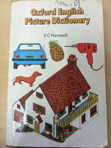 9780195607055: Oxford English Picture Dictionary (English and Hindi Edition)