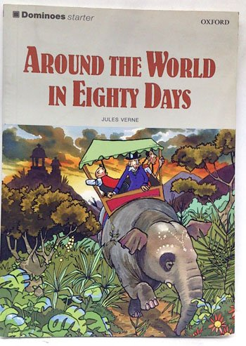 9780195610086: Around the World in Eighty Days: 5 Weeks in a Balloon