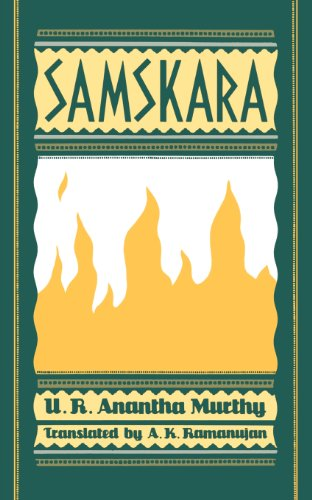 Stock image for Samskara: A Rite for a Dead Man (Oxford India Collection) for sale by Ergodebooks