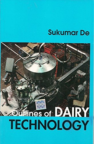 9780195611946: Outlines of Dairy Technology