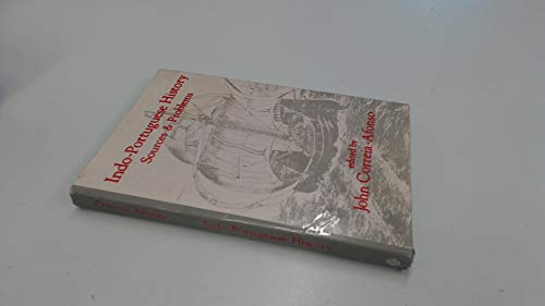 9780195612615: Indo-Portuguese History: Sources and Problems