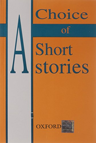 9780195612691: A Choice of Short Stories (University of Delhi)