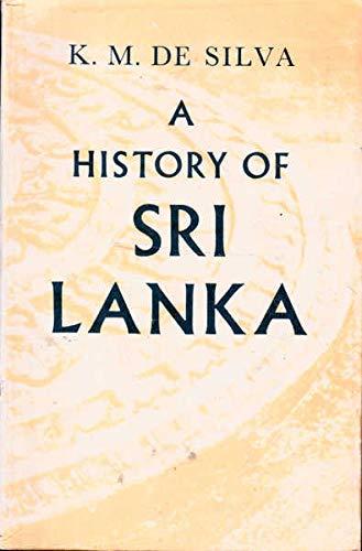 9780195613711: A History of Sri Lanka