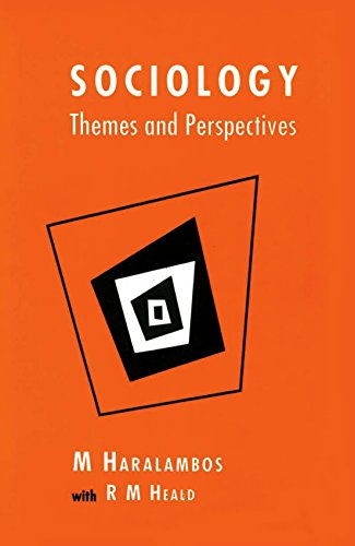 9780195613797: SOCIOLOGY: THEMES & PERSPECTIVES