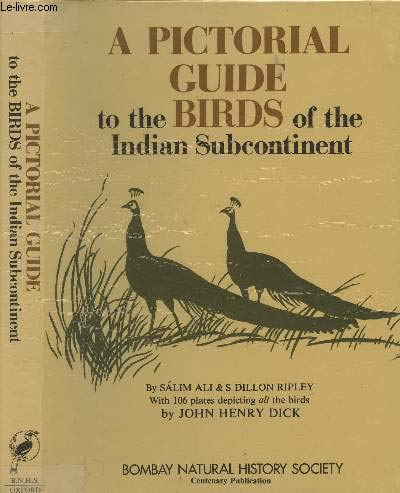 9780195616347: Pictorial Guide To The Birds Of The Indian Subcontinent, A