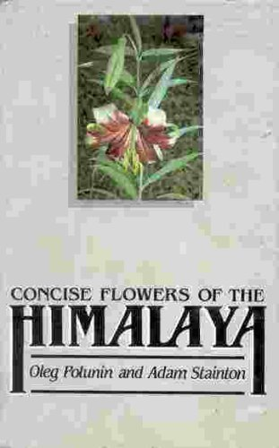 9780195618327: Concise Flowers of the Himalaya