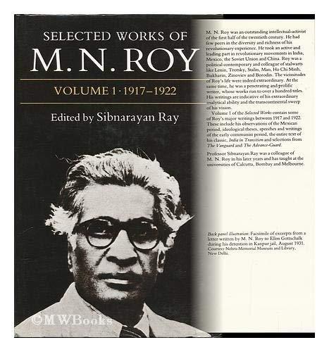 Selected Works of M.N. Roy: Volume I: Roy, M. N.