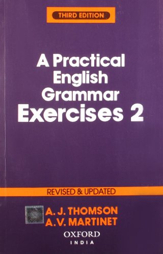 9780195620559: Practical English Grammar Exercises 2