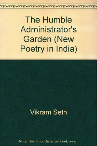 9780195621365: The Humble Administrator's Garden