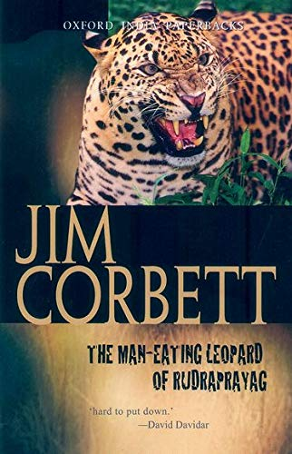 9780195622560: The Man-eating Leopard of Rudraprayag (Oxford India Paperbacks)