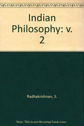 9780195623499: Indian Philosophy, Vol. 2