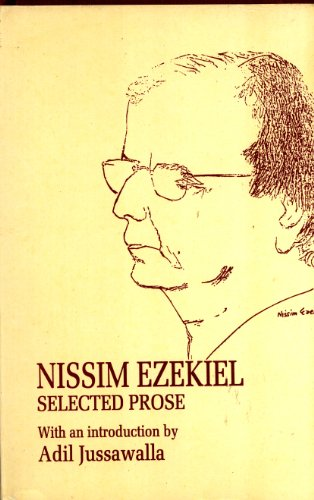 Selected Prose: Ezekiel, Nissim, and