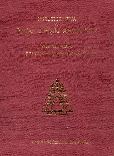Encyclopaedia of Indian Temple Architecture: Vol. II Part 2 (2 books) North India: Period of Early ...