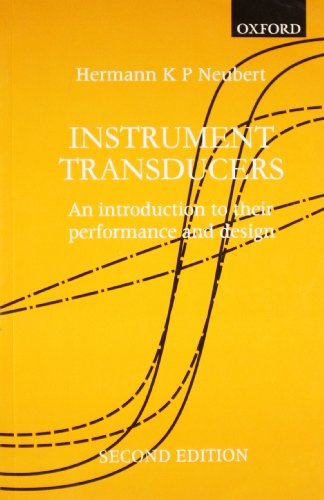 Instrument Transducers: Neubert