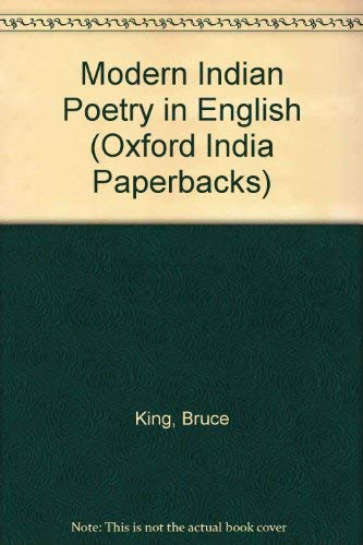 Modern Indian Poetry in English