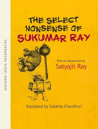 Select Nonsense Of Sukumar Ray (Oip): Chaudhuri Sukanta