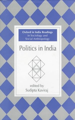9780195631333: Politics in India (Oxford in India Readings in Sociology and Social Anthropology)