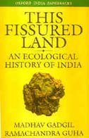 9780195633412: This Fissured Land: An Ecological History of India (Oxford India Paperbacks)