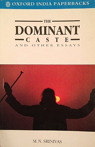 9780195634655: The Dominant Caste and Other Essays (Oxford India Paperbacks)