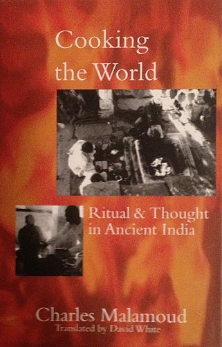 9780195635584: Cooking the World: Ritual and Thought in Ancient India (French Studies on South Asian Culture and Society)