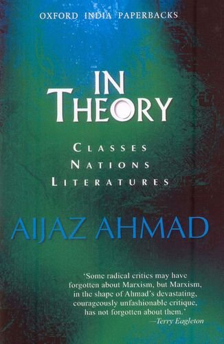 9780195635768: In Theory; Classes, Nations, Literatures