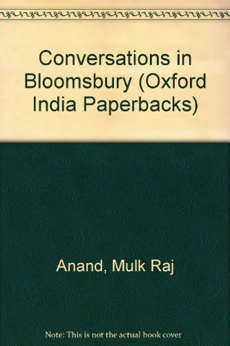 9780195636789: Conversations in Bloomsbury (Oxford India Paperbacks)