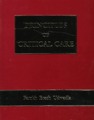 9780195637281: Principles of Critical Care